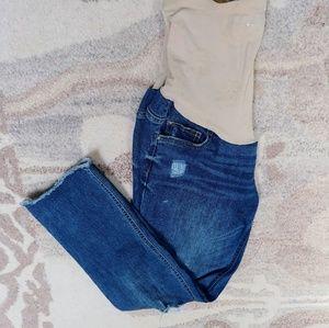Jessica Simpson Maternity Jeans Medium
